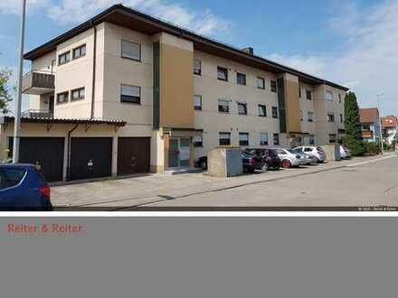 3-Zimmer-Wohnung in Pleidelsheim (vermietet)