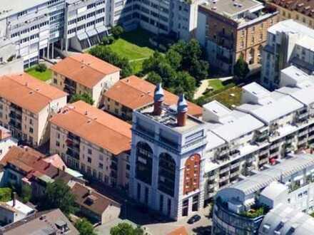 Nähe Innenstadt & Hbf: 2 Zi-Wohnung mit EBK und sonnigem Balkon im FR-Stühlinger !