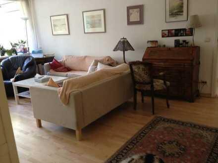 Gepflegte 4-Zimmer-Hochparterre-Wohnung mit Loggia in Mainz-Gonsenheim