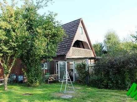 + Maklerhaus Stegemann + Einfamilienhaus in reizvoller Lage bei Aurich