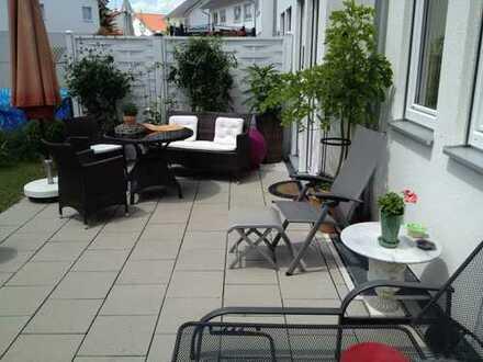 3 Zi + Hobbyraum und Garten mit EBK