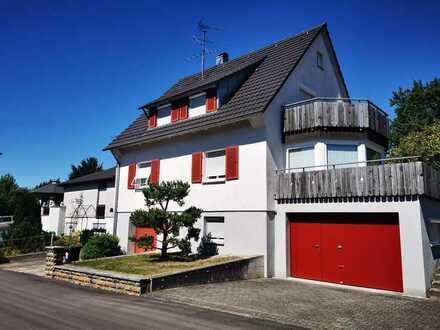 Wunderschönes Einfamilienhaus mit Garten und Terrasse....in Holzmaden....!!