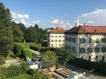 Exklusives Wohnen am Schloss in Possenhofen (Starnberg)