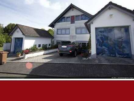 Eigentumswohnung in guter und ruhiger Waldrandlage in Wilnsdorf