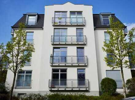 Klein aber fein - Vermietete Etagenwohnung am Rand der Neustadt