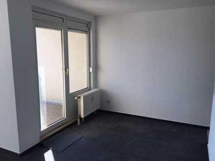 Gepflegte 1-Zimmer-Wohnung mit Balkon und EBK in Karlsruhe