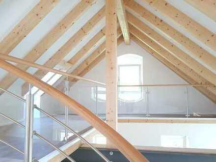 Exkl. 4-Zi.-Galeriewohnung mit Dachterrasse