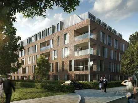 Geräumige 2-Zimmer-Neubauwohnung mit großem Balkon