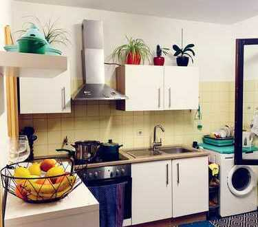 Stilvolle, sanierte 3-Zimmer-Wohnung mit Balkon und EBK in Eppelheim