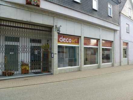 Einzelhandelsladen/ Gastronomie in Ortsmitte von Weilmünster zu vermieten