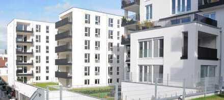 MODERN LIVING in FEUERBACH - 3-Zimmer-Wohnung mit Loggia und Tiefgaragenstellplatz