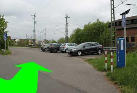 Stellplatz Nähe Aschaffenburg Hbf