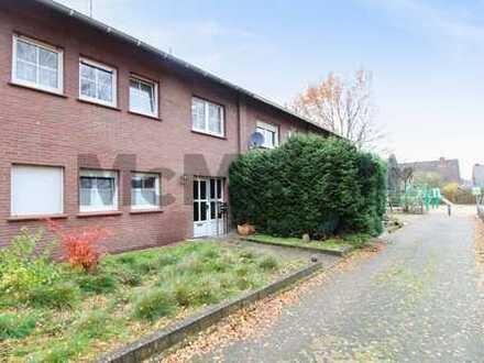 Ideale Kapitalanlage: Sicher vermietetes Reihenhaus mit 3 Wohneinheiten und Garten in Schüttorf