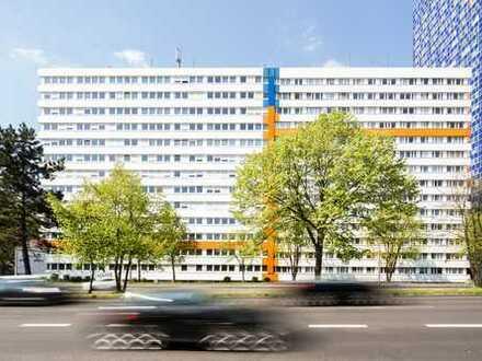 Hier wird man Sie nicht übersehen! Bürohaus in Köln Ehrenfeld
