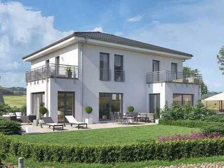 KFW55-Villa für 2 Familien in Dallgow