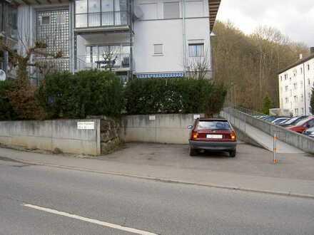 Gepflegte Erdgeschosswohnung mit einem Zimmer und Einbauküche in Neckartenzlingen