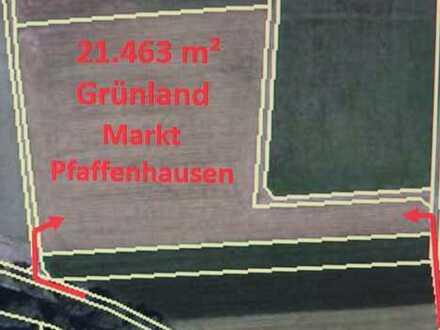 2 ha Grünland