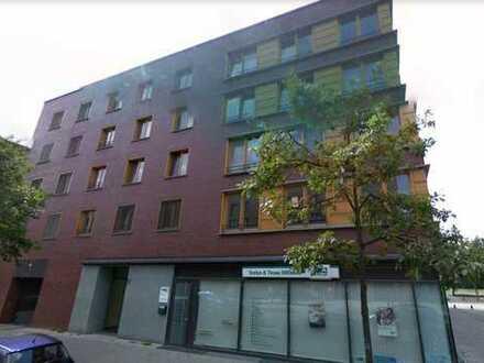3Z Wohnung mit Balkon und Parkplatz zwischen Grün und Wasser