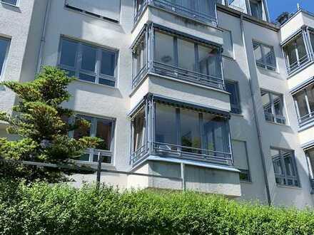 2-Zimmer-Wohnung mit Wintergarten EBK und TG