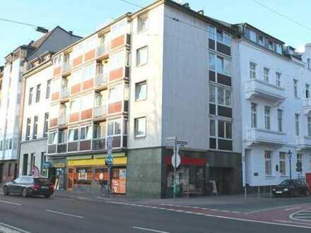 Hotelalternative für Berufspendler und Studenten im Zentrum von Düsseldorf teilmöbliert