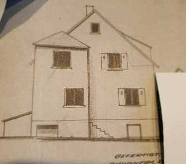 Haus mit kleinem Grundstück in Billigheim