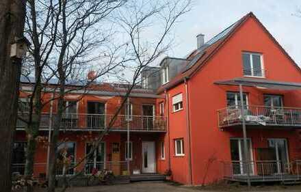 Neuwertige 2-Zimmer-Wohnung mit Balkon in Karlshuld, auf dem Reiterhof