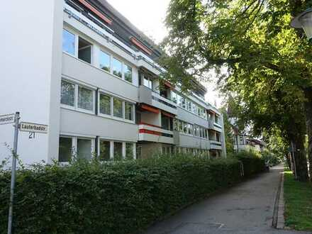 sehr schöne 3-Zimmer-Wohnung am Kurgarten mit 2 Balkonen in Freudenstadt