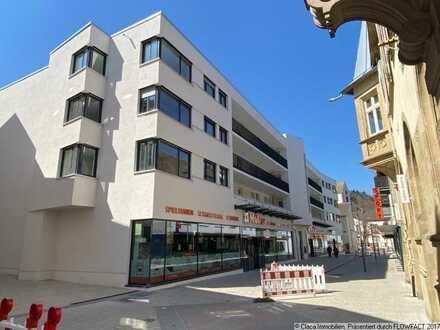 """Neubau: City-Wohnung in """"bester Lage"""" mit Sonnenbalkon, zum Sofortbezug!"""