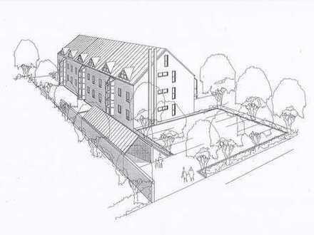 Schöne 2 ZKB-Terrassenwohnung mit Privatgarten in moderner Wohnanlage!