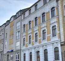 Strategisch gelegenes Wohngebäude in Plauen