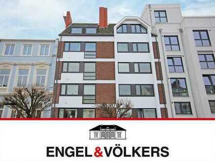 5-Zimmer-Maisonette, Balkon, Fahrstuhl, Garage