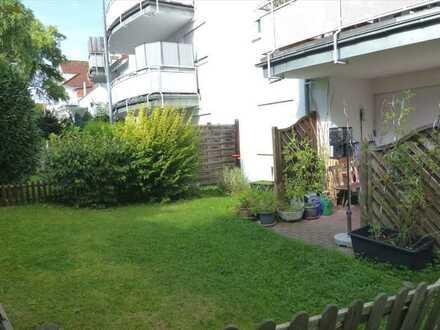 Moderne EG-Wohnung mit Garten in zentrumsnaher Lage von Soest!
