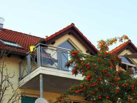 Zu Hause am Markt- Moderne 2-Raum-DG Wohnung mit Ausblick