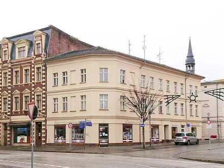 Hochwertig sanierte Altbauwohnung im Zentrum von Nauen