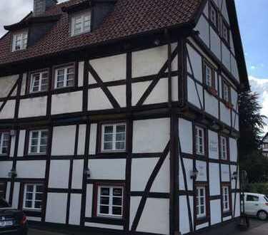 Zentraler geht es nicht Denkmalgeschütztes Wohn- und Geschäftshaus in Soest