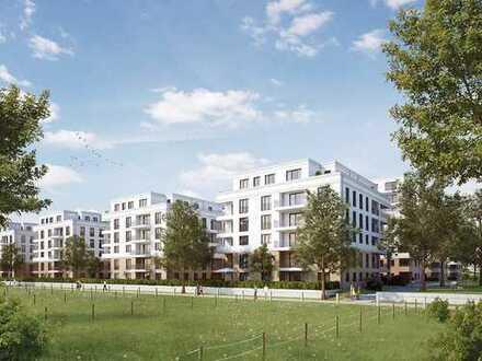 Für Cosmopolitans! Moderne 2-Zimmer-Wohnung mit Terrasse im neuen Lyoner Quartier