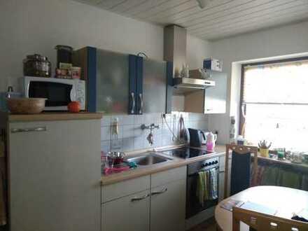 Renditeobjekt! 1-Zimmerwohnung mit neuw. Einbauküche und neuw. Bad !