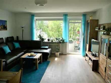 Elegante und gut geschnittene Maisonette-Wohnung mit schönem Ausblick (Kapitalanlage/Selbstnutzung)