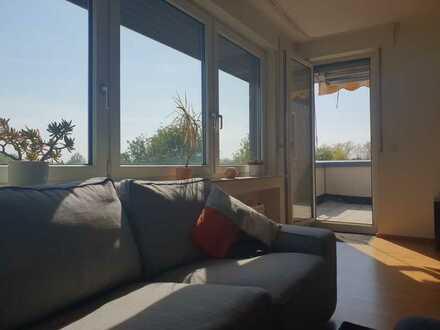 Ruhige und gemütliche 2,5-Raum-Wohnung mit Terrasse und Einbauküche in Datteln