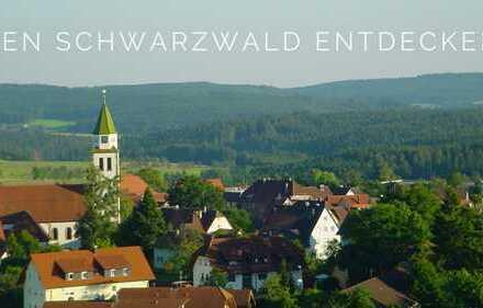 Betreutes Wohnen im Ortszentrum - SONNENGASSE, Pfalzgrafenweiler - Whg. A.5 (2 Zi, Obergeschoss)