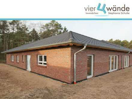 Barrierefrei Wohnen in Neubau-Doppelhaushälfte