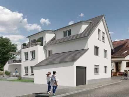 Attraktive 4-Zimmer-Neubau-Eigentumswohnung im Kernort Mörsch