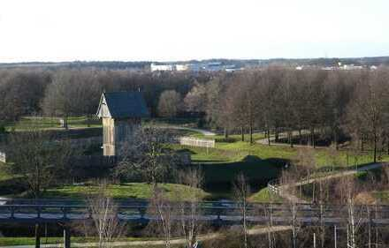 PENTHOUSE 2,5Zimmer, 103 qm Gäste WC, Top Lage, Traum Blick über Vechta ERSTBEZUG