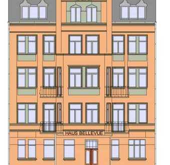traumhafte 4-Raum Wohnung im Zentrum (Miete oder Kauf)