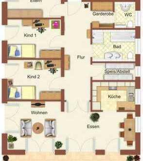 +++Ruhig gelegene, helle 4 ZKB/EG/ca. 115 m² Wfl./Terrasse/Garage in Pfaffenhofen/OT-Gittenbach+++
