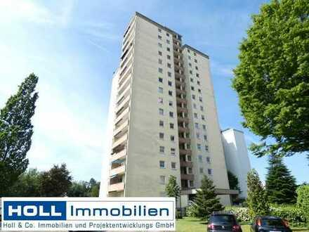 *** Großzügige 2 Zimmer-ETW mit Balkon *** und PKW-Stellplatz Maintal-Bischofsheim