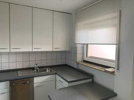 Möblierte 2-Zimmer-Wohnung mit Balkon und Einbauküche in Heubach