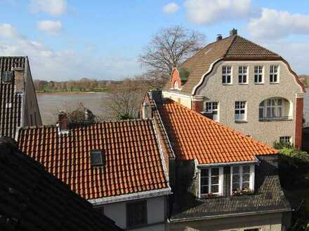 Attraktive Eigentumswohnung mit Rheinblick
