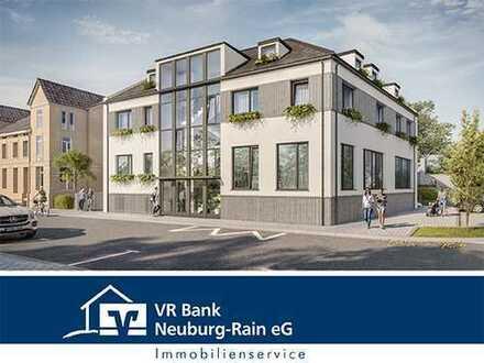 Exklusive Neubauwohnung in zentrumsnaher Innenstadtlage - Endetage!