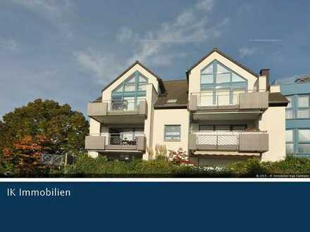 Dreizimmer-Maisonette-Wohnung mit Terrasse und Balkon in Leverkusen-Schlebusch !